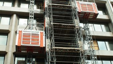 Part of the Lyndon Scaffolding Operation – for total access solutions.
